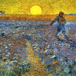 """A sower went out to sow…"""
